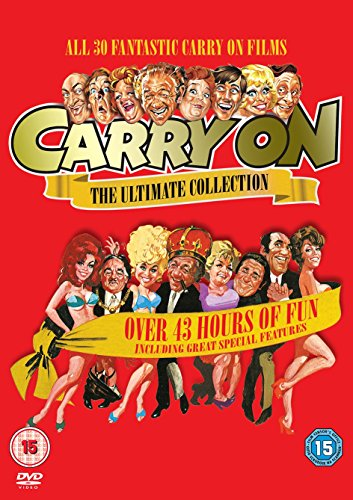 Carry On - The Complete Collection [DVD] [1958]