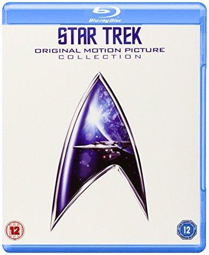 Star Trek - Movies 1-6 [Blu-ray] [UK IMPORT]
