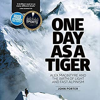 One Day as a Tiger Titelbild