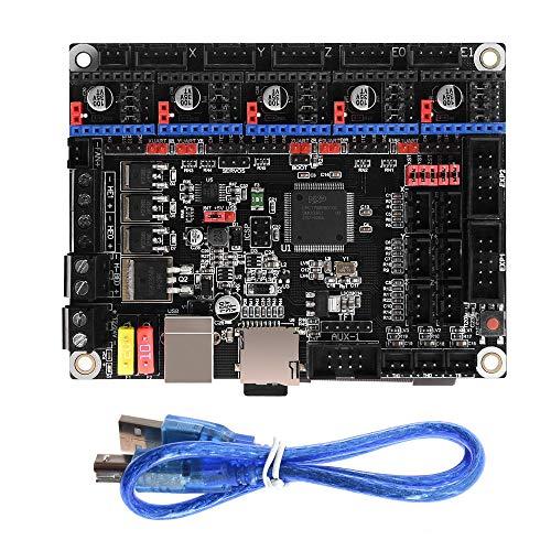 Tablero de control de impresora 3D Placa del controlador de la impresora 3D Controlador V1.3 Junta de 32 bits placa base de CPU for la impresora 3D Parte TMC2208 TMC2130 Compatible para accesorios de