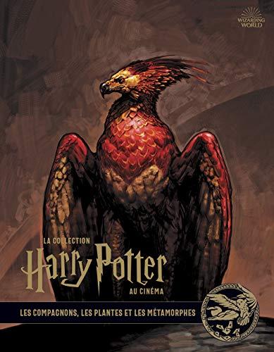 La collection Harry Potter au cinéma, vol. 5 : Les compagnons, les plantes et les métamorphes