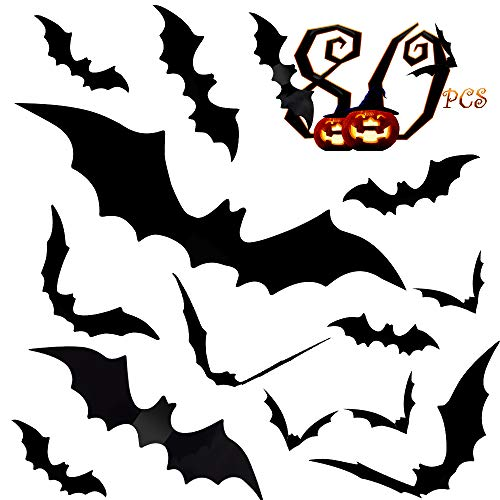 Juanssifer Halloween Decorations Ba…