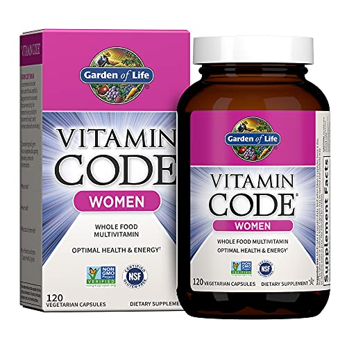 Garden of Life Multivitamin for Wom…