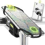 Bone Collection Pro 2, Fahrrad Handyhalterung für den Vorbau Befestigung 4-6,5 Zoll Smartphones, Schwarz