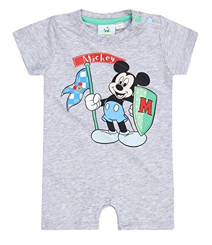 Disney - Body - para bebé niño Gris gris 6 Meses