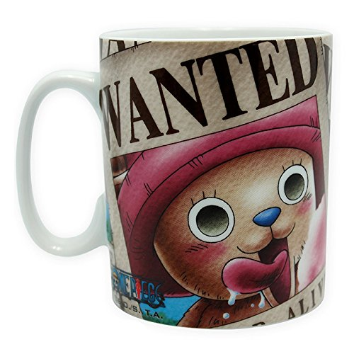 ABYstyle - ONE PIECE - Tasse - 460 ml - Chopper Wanted