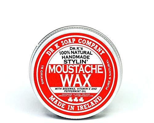 Dr K Moustache Wax 15g