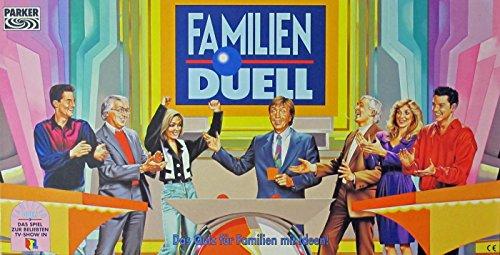 FAMILIEN DUELL - Das Spiel zur beliebten TV-Show in RTL PLUS