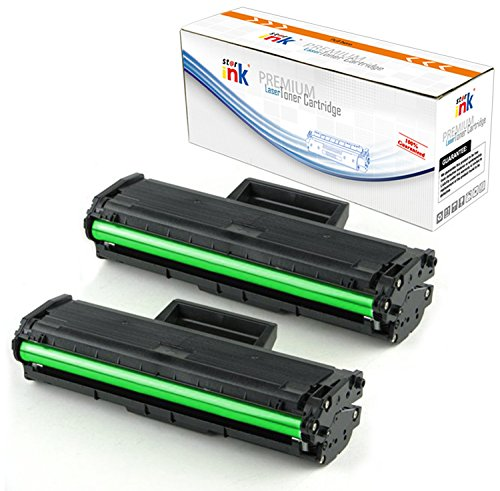 Starink Dell B1160 1160 331-7335 Compatible Toner Cartridge Replacement for B1160 B1160w B1163w B1165nfw Laser Printer High Yield 2-Pack