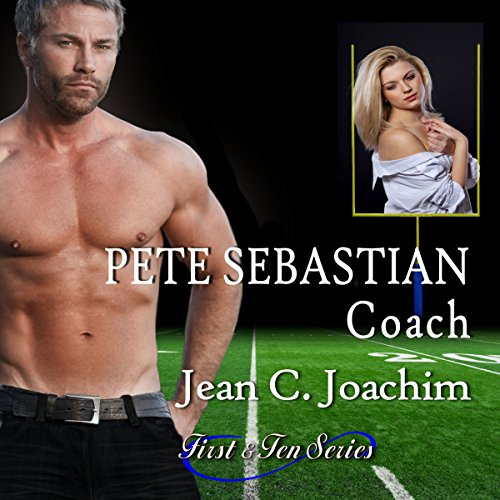 Pete Sebastian, Coach audiobook cover art