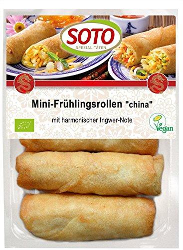 SOTO Bio Mini-Frühlingsrollen china, 200 g