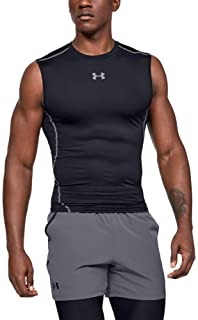 Under Armour Men's HeatGear Armour Sleeveless Compression