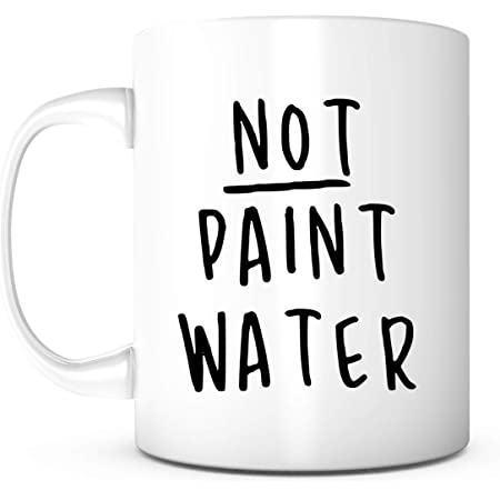 This Could Be Paint Water Painter Artist  New White Coffee Mug L2 Ceramic Mug
