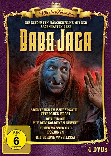 Märchen Klassiker: Hexe Baba Jaga Box 2020