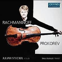 Rachmaninoff/Prokofiev: Cello Sonatas