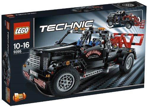 LEGO Technic 9395 - Pickup-Abschleppwagen