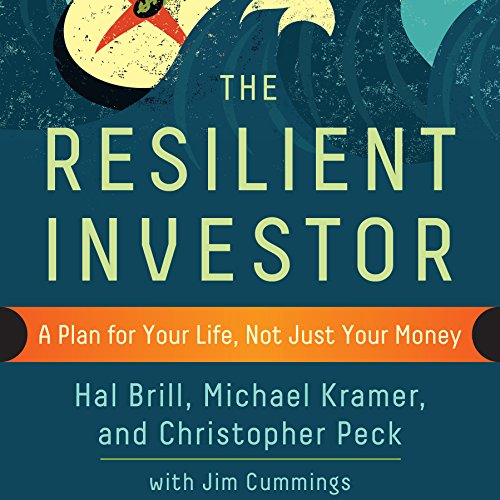 The Resilient Investor audiobook cover art