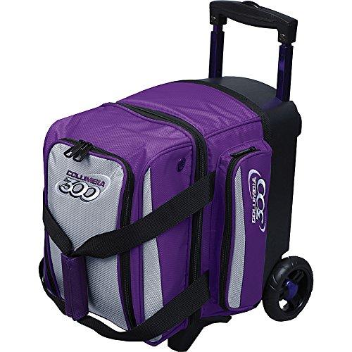 Columbia 300 Bowling-Produkte 300 Icon Bowling-Beutel, Violett/silberfarben