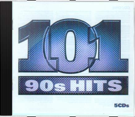 Various 101 90s Hits - novo lacrado original