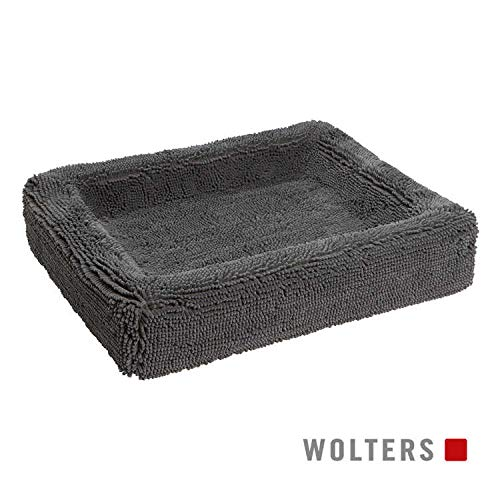 WOLTERS Cleankeeper Komfortbett versch. Größen und Farben, Größe:85 x 70 cm, Farbe:cool Grey