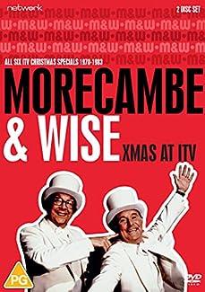 Morecambe & Wise - Xmas At ITV