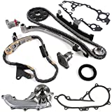 New TK10140WP Timing Chain Kit with Balance Shaft Set + Water Pump Set for 95-04 Toyota 2....