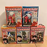 2002 犬夜叉 コレクション 全5種 フルコンプ リアル フィギュア 高橋留美子