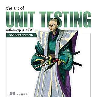 The Art of Unit Testing     With Examples in C#              By:                                                                                                                                 Roy Osherove                               Narrated by:                                                                                                                                 Mark Thomas                      Length: 9 hrs and 35 mins     Not rated yet     Overall 0.0
