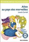 Alice au pays des merveilles - Flammarion - 06/10/2015
