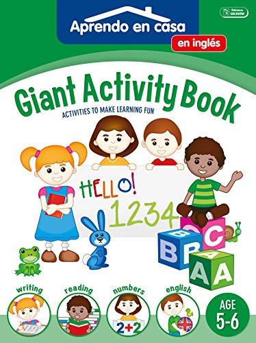 SÚPER ACTIVIDADES EN INGLÉS 5-6: Aprendo En Casa Inglés. 5 - 6 Años: 4 (APRENDO EN CASA SÚPER ACTIVIDADES EN INGLÉS)