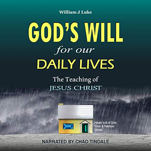 God's Will for Our Daily Lives audiobook cover art