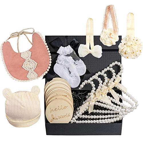 Luxurious New Born Baby Girl Gift Basket Alternative. Ideal for Baby...