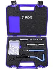 Izar 57964 Set Reparación Roscas Completo, HSS, 3312, M12-1.50