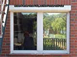 Lámina efecto espejo 75x600 cm