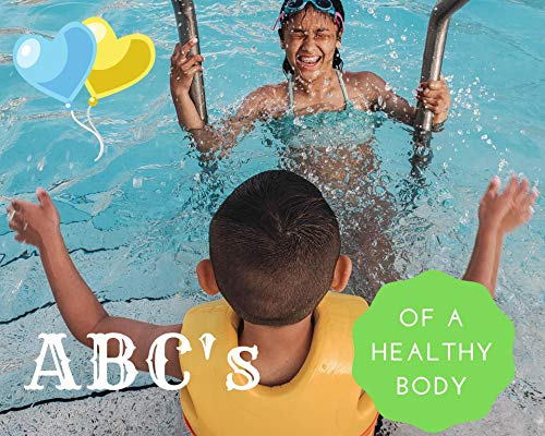 ABC's of a Healthy Body. 3 Creative Stories. Digital Audio Edition.: For Babies and Toddlers. (Reading is Fun Book 2) (English Edition)