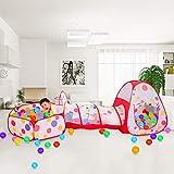 Meigirlxy Tiendas de campaña para niños, Pop Up Tienda de Juegos Plegable con...