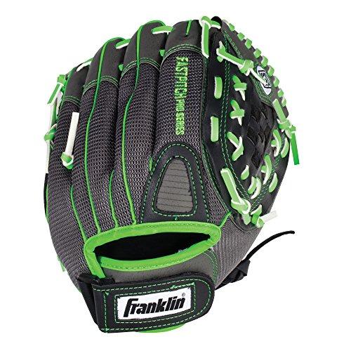 Franklin Sports Fastpitch Série léger Gant de Softball, 30,5cm, Lime/Gray