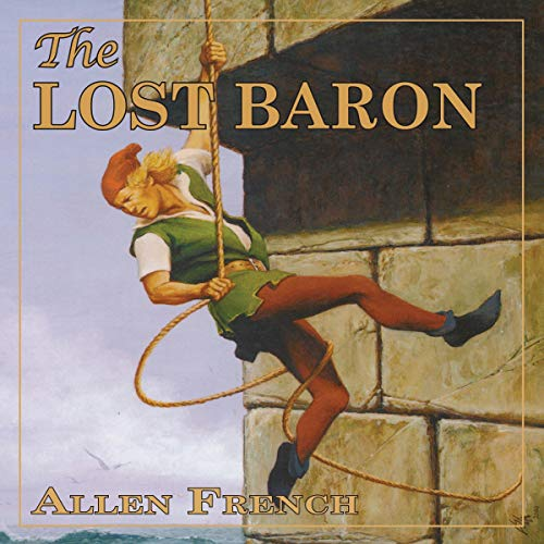 The Lost Baron audiobook cover art