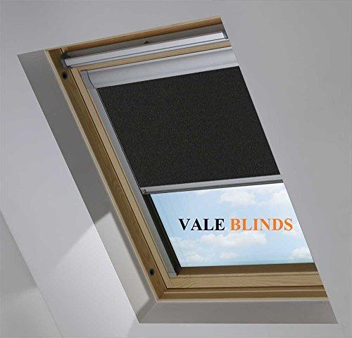 Blackout Roof Skylight Blind For Velux Ggl 1 Black 2228 228