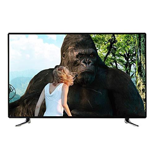 XZZ Smart TV LCD, Smart TV LCD De Pantalla Plana De Alta Definición, Red WiFi 4KTV A Prueba De Explosiones, Función De Voz, Pantalla De Proyección De Teléfono Móvil, 32-55 Pulgadas