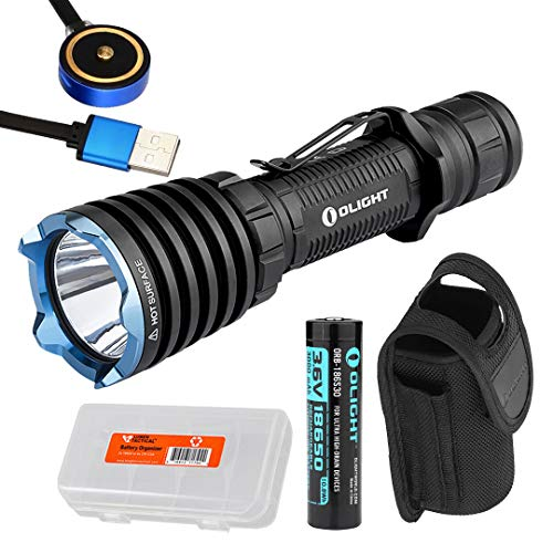 Best Tactical Flashlights: Olight Warrior X