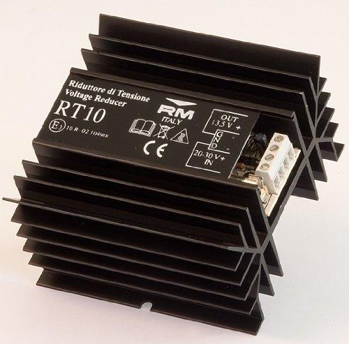 amplificador radio fabricante RM Italy