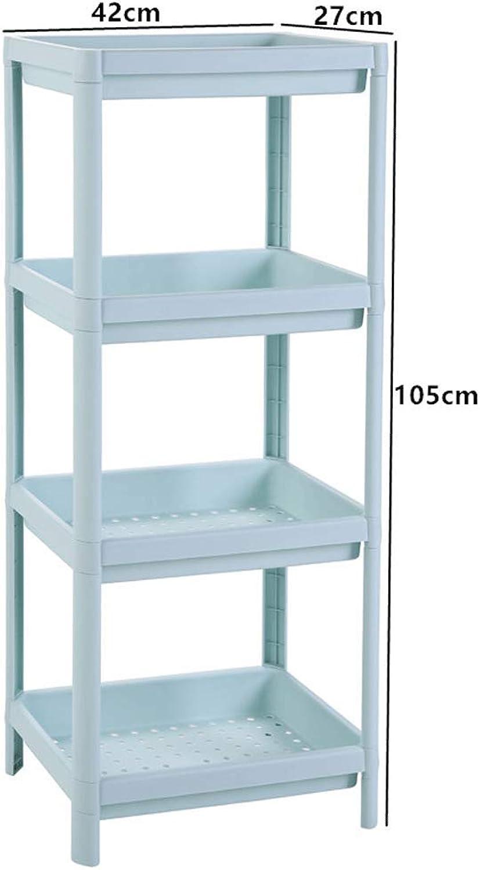 CHX Multi-Layer Rack Küche Wohnzimmer Schlafzimmer Landung Kunststoff Lagerung Lagerregal Küche liefert Gemüse Regal CHXSF