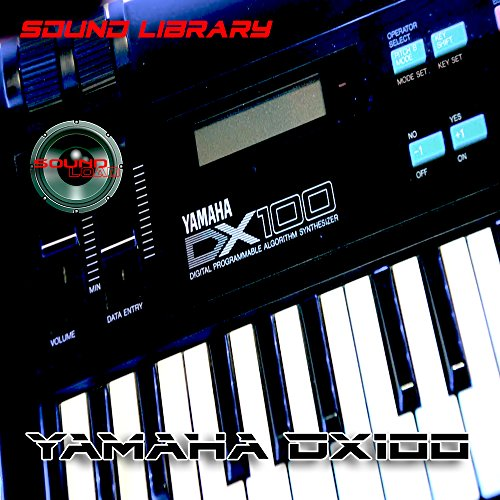 YAMAHA DX100 Large Original Factory & NEW Created Sound Library/Editors PC/Mac on CD or download
