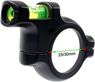 JIALITTE Rifle Scope Bubble Level for 1in / 30mm Tube Riflescope for Precision Shooting, Competition and Hunting