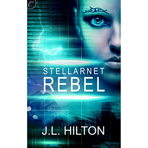 Stellarnet Rebel audiobook cover art