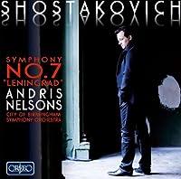 Shostakovich: Symphony No 7, Leningad by City of Birmingham Symphony Orchestra (2013-02-26)