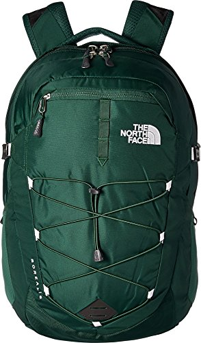 The North Face Borealis Backpack - Night Green & TNF White - OS (Past Season)