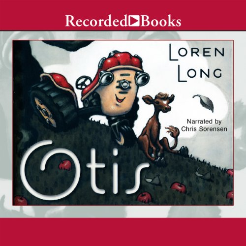 Otis audiobook cover art