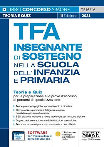 TFA Insegnante di Sostegno nell'Infanzia e Primaria - Teoria e Quiz